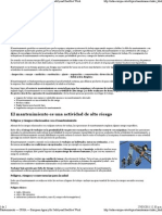 Mantenimiento — OSHA — Euro...