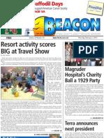 The Beacon - February 2, 2012