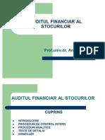 Auditul Financiar Al Stocurilor