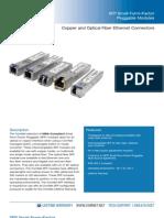SFP Modules