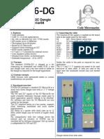 IOW56 DG Datasheet