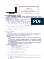 5 Isi Modul Dokcil's Guide