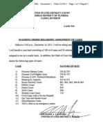 Judge Lazzara Senior Status Standing Order - 811-mc-132-ral