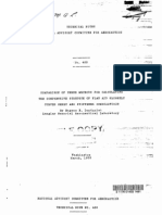 Comparison of Three Methods for Calculating the Compressive Strength of Flat and Slightly Curved Sheet and Stiffener Combinations
