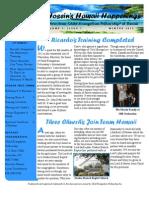 Hosein's Newsletter