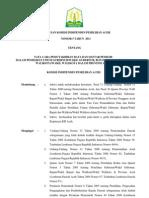 Keputusan Kip Aceh No. 5 Tahun 2011