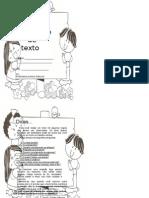 Orientações redação 4º e 5º ano