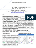 Paper of Fuel Cell Car