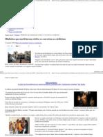 (Hinduístas que martirizaram cristãos se convertem ao catolicismo _ IPCO - Instituto Plinio Corrêa de Oliveira)