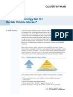 OW UTL en 2009 Electric Vehicle Market