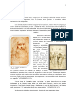 Trabalho Historia Renascimento Leonardo