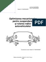 Optimizarea mecanismelor