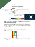 Chapitre 2 Spectroscopie