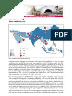 Slum Trends in Asia