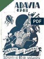 Fiestas del Portal 1948
