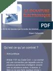 La signature électronique (4)