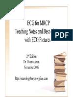 ECG4MRCP