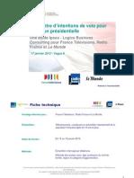 78493187 Rapport Complet Barometre Intention de Vote Vague8
