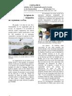 Jornada Medica San Pedro Nonualco 18 de Junio de 2011
