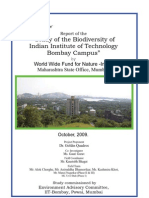Biodiversity in Mumbai Report[1]