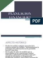 to Financiero y Control Presupuestal