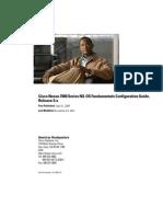 b Cisco Nexus 7000 Series NX-OS Fundamentals Configuration Guide Release 6.x