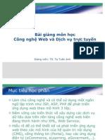Cong Nghe Web Va Dich Vu Truc Tuyen