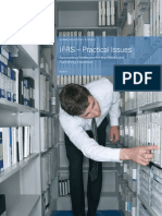 IFRS Practical Issues