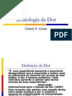SEMIO 2008 - Semiologia Da Dor