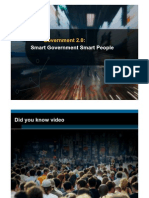 Gordon Feller Presentation - Smart Government Smart People