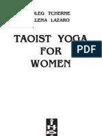 Taoist Yoga for Women by OLEG TCHERNE