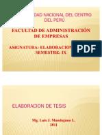 CLASESDETESISFAE2009