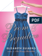 Prom and Prejudice Excerpt