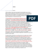 Cesare ZAVATTINI Tesis Sobre El Neorrealismo