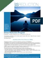 Stress Reduction Program