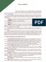Audiologia I -Revisão