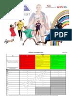 Athletic 365 Assessment Sheet