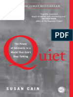 Quiet by Susan Cain - Excerpt