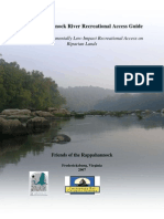 The Rappahannock River Recreational Access Guide