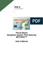 T815 User Manual