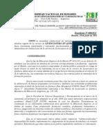 LQ Plan de Estudios 2011