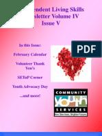 ILS Feb 2012 Newsletter