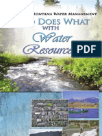 Guide to Montana Water Resources