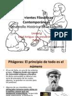corrientes filosóficas los presocráticos parte 2