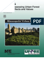 Assessing Urban Forest Effects and Values, Minneapolis' Urban Forest