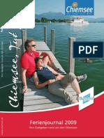 Gastgeberverzeichnis Grassau & Rottau 2009