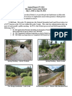 2011 Annual Report - Missoula Conservation District