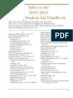 2010-2011 FSA Handbook