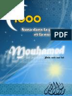 """1000 """"suna"""" dans la journée et la nuit"""