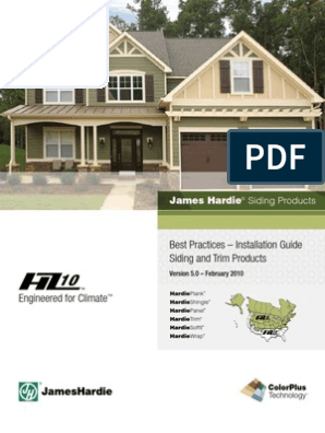 Hardie Best Practices | Framing (Construction) | Wall